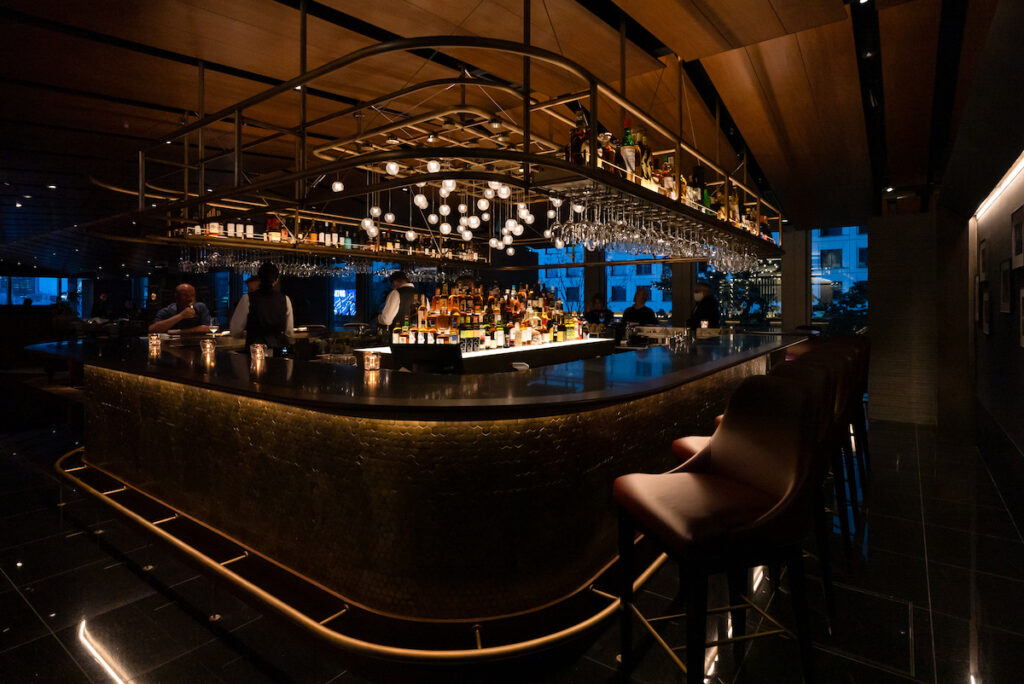 Mix Business With Pleasure At Tokyo American Club Nihonbashi