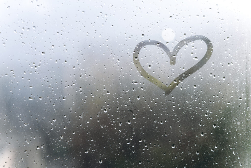 5 At-Home Rainy Day Date Ideas