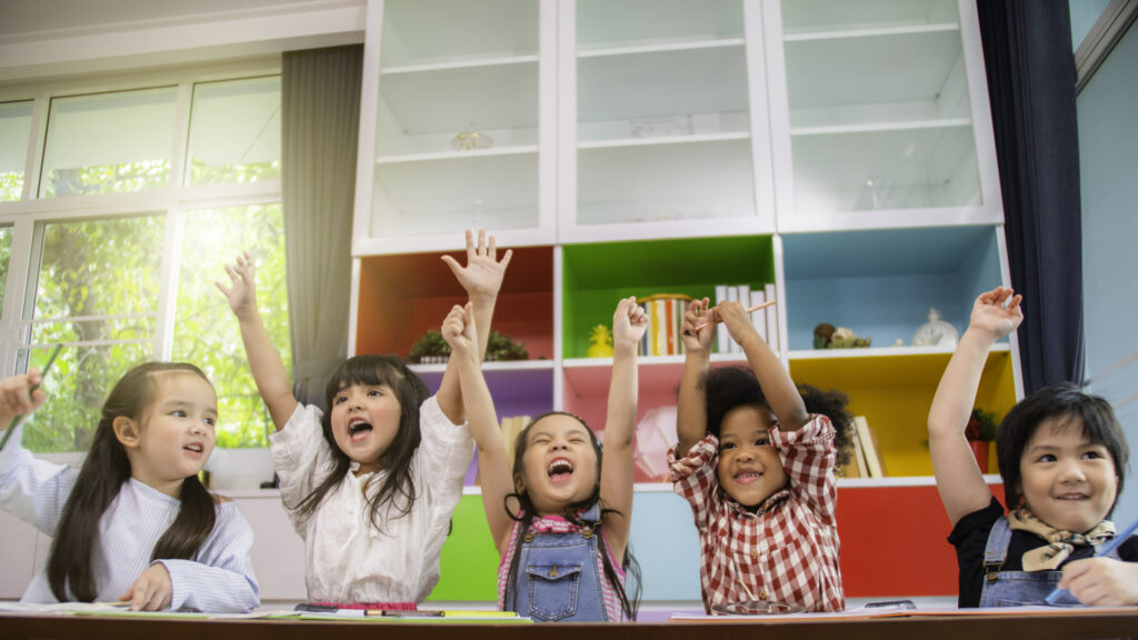 A Preschool Primer: Finding the Right One for Your Family