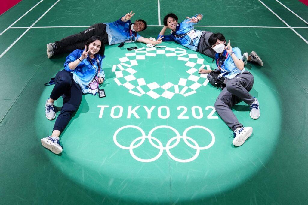 Venue Photo Manager Erika Sawauchi Talks Tokyo 2020 Olympics