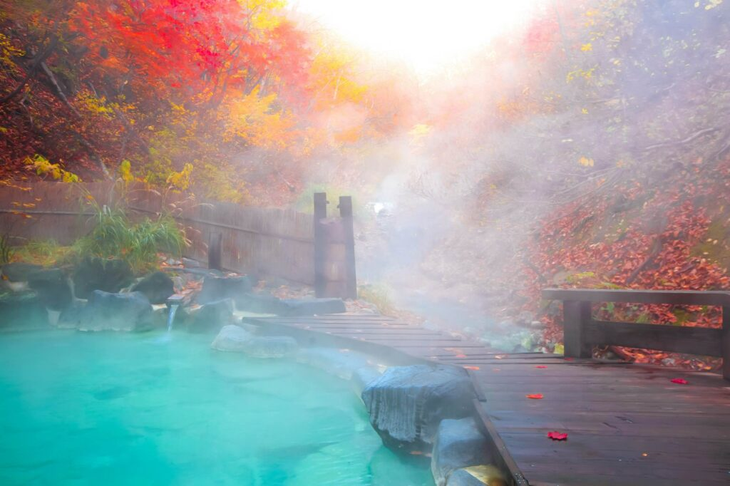 Best onsen to visit this autumn in Japan
