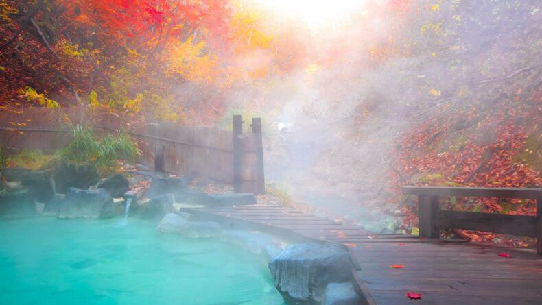 Best onsen to visit this autumn in Japan