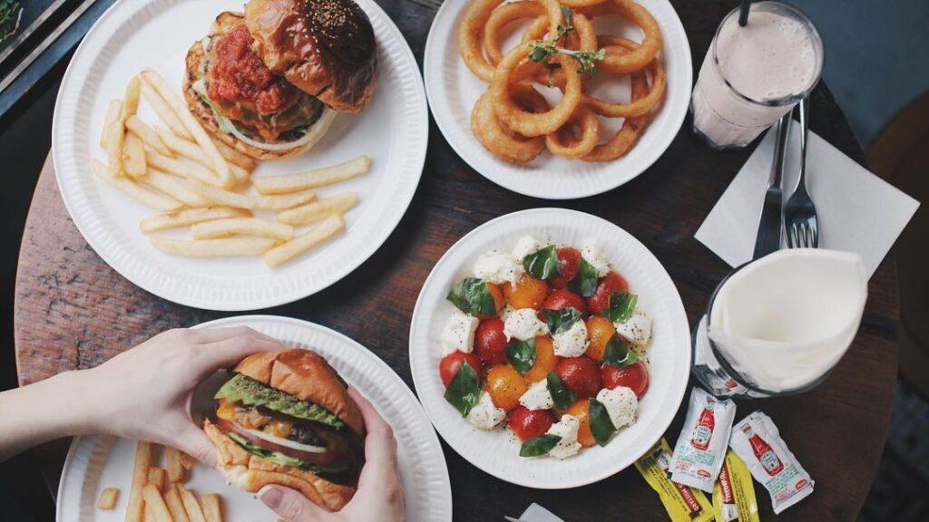 Burger Mania, Hiroo